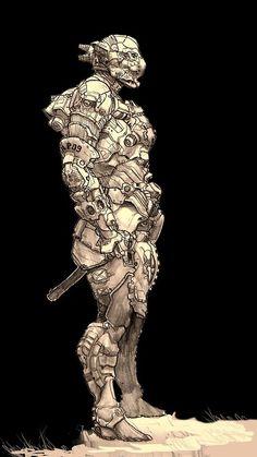 robo suit by ~AlexPascenko on deviantART | Robot & Cyborg...