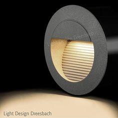 1er Set de aluminio LED de iluminación luz de la pared de la escalera por el cableado en el interior de punta redonda y de la luz de la iluminación exterior 230 V 1,2 vatio IP65 Dimensión ca Ancho 123 mm x profundidad 60 mm Light Design Dreesbach https://www.amazon.es/dp/B01AIBWE1S/ref=cm_sw_r_pi_dp_2GB6wb11CEVZP