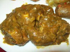 Goat Recipes, Indian Food Recipes, Cooking Recipes, Ethnic Recipes, Indian Foods, Cooking Stuff, Beef Recipes, Healthy Recipes, Curried Goat Recipe