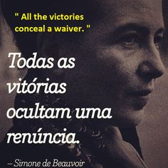 All the victories conceal a waiver.