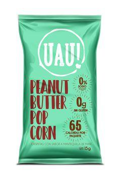CRISPETAS DE MANTEQUILLA DE MANÍ: Deliciosas y crujientes crispetas, 100% de maíz, con mantequilla de maní en polvo. Pruébalo y te encantará.  Libre de gluten, sin grasas trans, sin colesterol, bajo en sodio e ideal para veganos. Sólo 65 calorías por paquete. Excelente opción como snack saludabe para ti y para los que quieres. Sin Gluten, Snacks Saludables, Pop, Coffee, Drinks, Image, Trans Fat, Being Healthy, Low Cholesterol