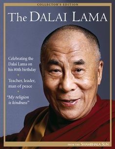 In July, 2015 His Holiness the Dalai Lama celebrated his 80th birthday. This limited edition keepsake produced by leading Buddhist magazine the Lion's Roar is a one-of-a-kind look into the life of this beloved world figure & his enduring commitment to compassion & peace. Richly illustrated with rarely seen photographs this special publication features an exclusive interview with the Dalai Lama conducted by Lion's Roar editor-in-chief Melvin McLeod, in Dharamsala, India, on March 12, 2015.