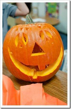 math/science pumpkin activities