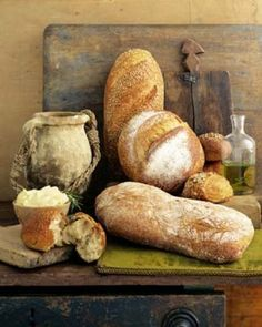 Bread, Traditional Baked