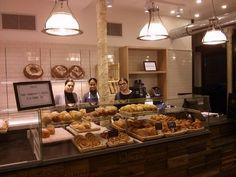 Panifica boulangerie in Paris, Île-de-France gluten-free bread via http://bacididamaglutenfree.com/