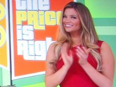 Amber Lancaster - The Price Is Right (11/26/2014) ♥