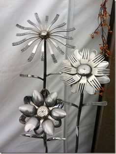 Community Post: 16 Clever DIY Projects Made With Old Silverware