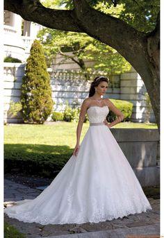 Robe de mariée Mon Cheri 113206 - Margie David Tutera