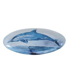 Another great find on #zulily! Sea Life Oval Earthenware Platter #zulilyfinds
