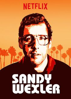"""My son Paul Sado co-wrote this movie with Dan Bulla  Check out """"Sandy Wexler"""" on Netflix!!"""