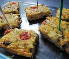 Rezept Tortilla-Würfel von sabri - Rezept der Kategorie sonstige Hauptgerichte