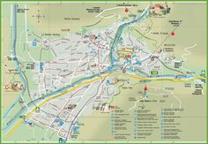 Newport News tourist attractions map Maps Pinterest Newport