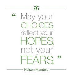 I love this Mandela quote!