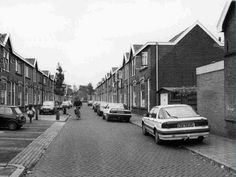 Deventer Manegestraat 1960/70
