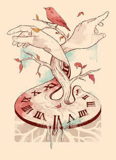 Hands of Time  by Norman Duenas