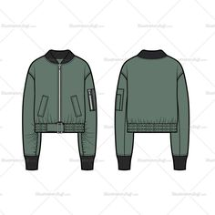 New Drawing Clothes Coats Ideas Fashion Illustration Sketches, Fashion Sketches, Mens Illustration, Drawing Fashion, Fashion Sketch Template, Fashion Templates, Jacket Drawing, Flat Sketches, Flat Drawings