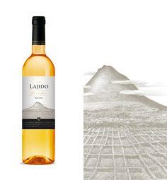Lajido wine labels illustration on Behance PD