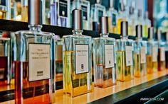 Serge Lutens in Perfumeria Ambrozja