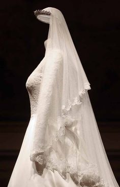 Kate Middleton sposa mai vista così da vicino | Attualità