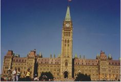 Parliament Building from Images Across Canada
