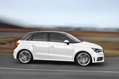 Audi A1 Sportback...not available in the U.S. :/