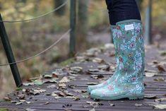 bottes de pluie Liberty Aigle Paul & Joe