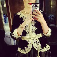 #algeriantraditionaldresses