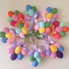 Cute ornaments/favors!! Good use of scraps