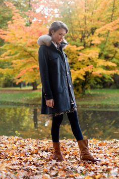 Outfit: 'A November Walk' | Mood For Style - Fashion, Food, Beauty & Lifestyleblog