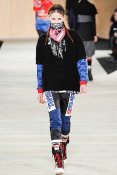Marc by Marc Jacobs | Fall 2014 Ready-to-Wear... layer over layer <3
