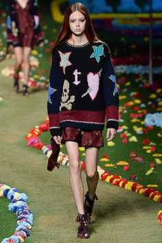 Tommy Hilfiger Spring 2015 Ready-to-Wear - Collection - Gallery - Look 1 - Style.com