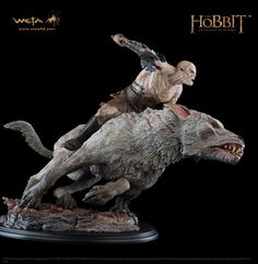 the hobbit weta | Weta – The Hobbit – Pre-Order Azog the Defiler on Warg