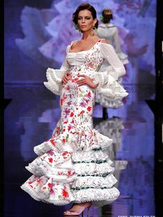 Flamenco Fashion by Luchi Cabrera