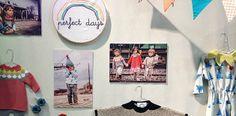 KidsGazette Children, Kids, Photo Wall, Gallery Wall, Day, Frame, Clothes, Home Decor, Homemade Home Decor
