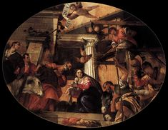 Paolo Veronese adoration | Adoration of the Shepherds