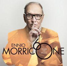 Ennio Morricone - The Czech National Symphony Orchestra: Morricone 60 Vinyl 2LP November 11 2016 Pre-order