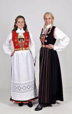 Nord hordalands bunad Scandinavian Embroidery, Scandinavian Art, Sons Of Norway, Oslo, European Costumes, Beautiful Norway, Ethnic Fashion, Women's Fashion, Folk Costume