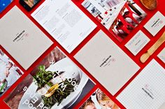 Underground Cookery School by Two Times Elliott , via Behance