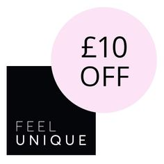 Click my link to receive £10 off your first order at Feelunique, official stockist to over 500 of the world's leading beauty and grooming brands. You're welcome!