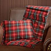 Highlands Pillow & Throw, Gump's