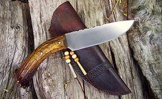 Gallery of custom-knives, past work