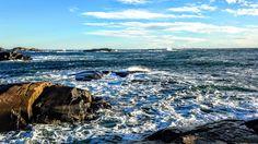 naturensdronning: Vilt og vakkert hav