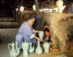"""Icheon Ceramics Village provides a culturally rich and artistic experience. Direct interaction with the talented potters and getting to see the making of the ceramics directly is a wonderful experience. The potters here are known as """"Living Cultural Treasures Of Korea"""" for creating the highest quality handicrafts."""