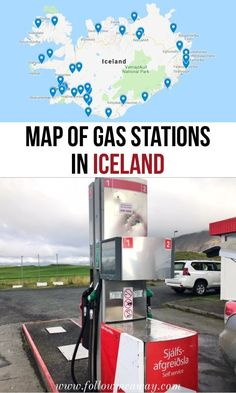 5 Things To Know About Gas Stations In Iceland - Follow Me Away