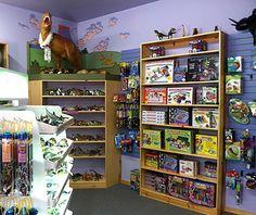 World's Greatest Toy Stores: LARK Toys featuring Safari  Ltd
