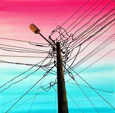 Electric pole 2 Dominik Morańda