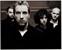 Favorites Include:  Green Eyes, In My Place, Violet Hill, Yellow, Amsterdam, SO MANY!  That Chris Martin is one handsome fella.