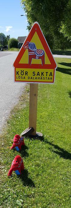 Leksand in Dalarna, Sweden