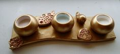 Tea light holders, tealight mumluk, candle holders @evita_handmade_art