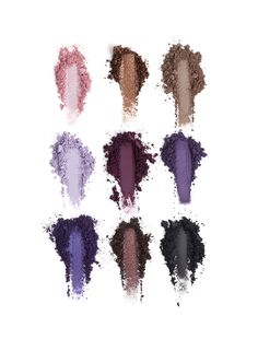 Shop eyeshadow palettes and sets at Kylie Cosmetics. The Kylie Jenner eye palettes are your secret weapon to create the perfect Kylie eye and recreate Kylie's favorite looks or customize your own. Kylie Jenner Palette, Kylie Jenner Eyes, Willy Wonka, Fall Collection, Purple Palette, Shades Of Violet, Kylie Cosmetic, Beauty Make Up, Beauty Photography